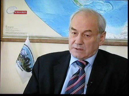 "Leonid Ivashov : ""시리아 서부의 목적은 이슬람 세계의 발전을 막는 것입니다"""