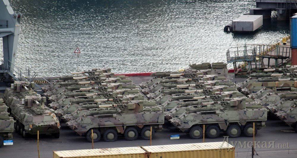"""Укроборонпром"" представил новейший боевой модуль ""Тайпан"" - Цензор.НЕТ 4899"