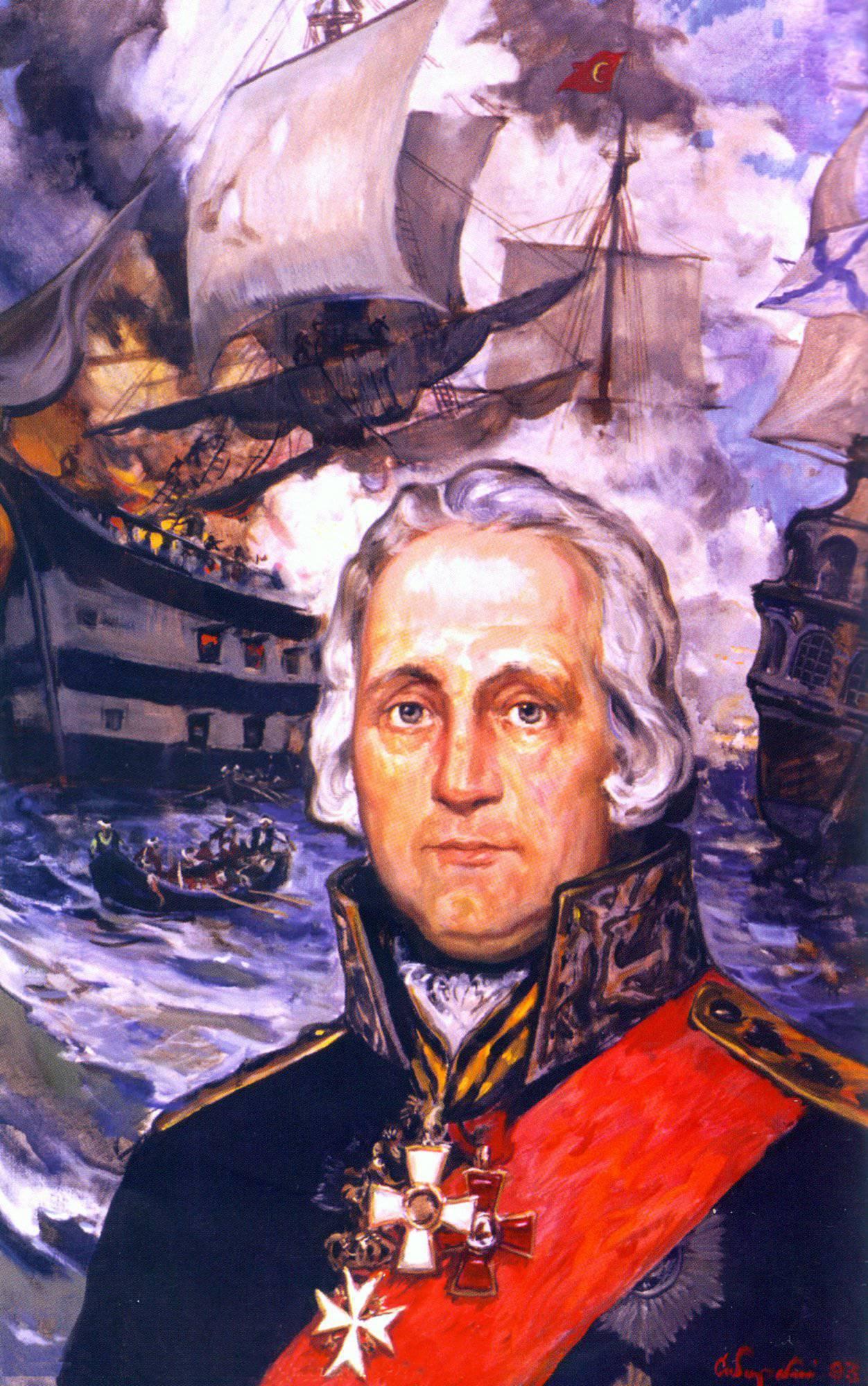 Картинки об адмирале ушакове