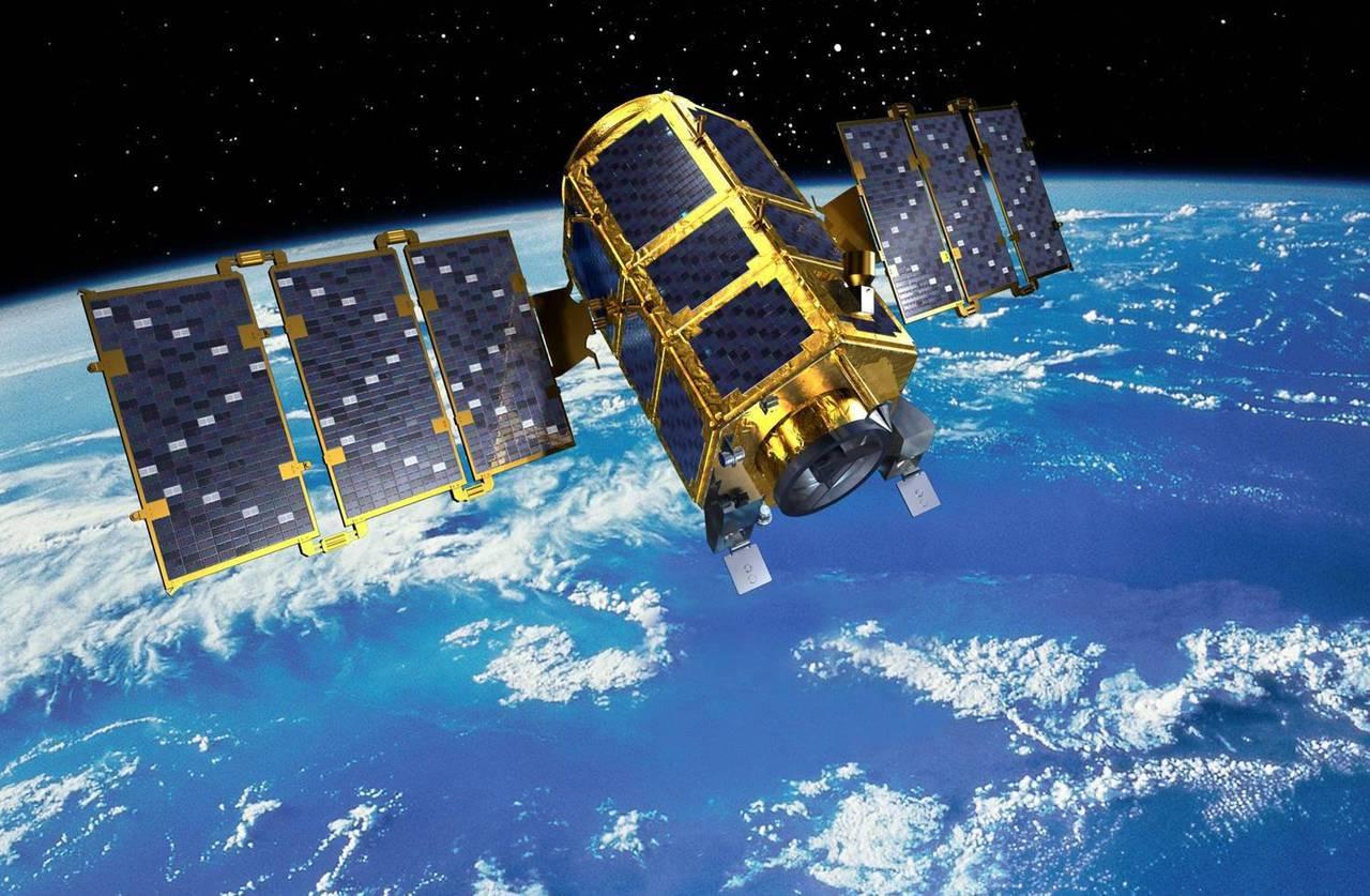 самые свежие спутниковые снимки