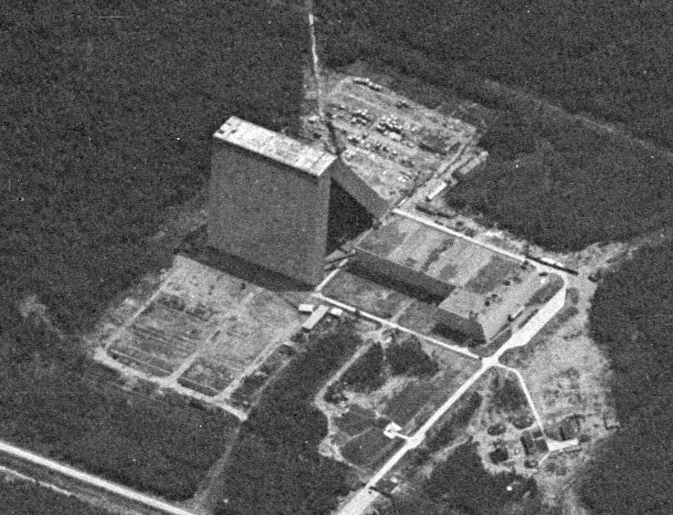 Google Earth衛星画像上のロシアの軍事的可能性