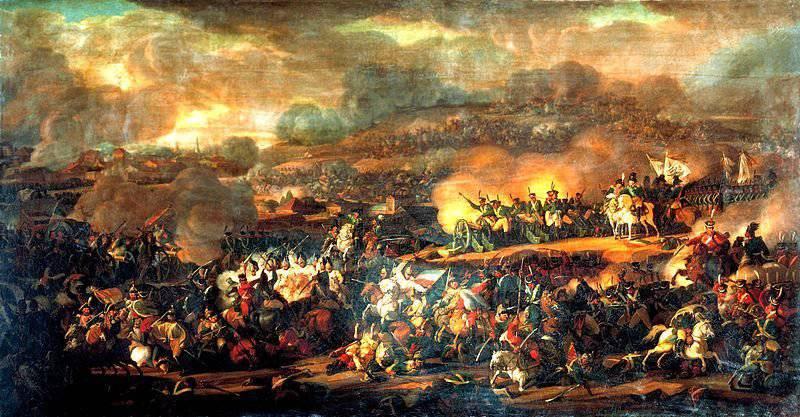 Лейпцигское сражение
