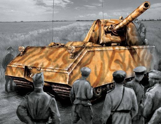"""उपसर्ग """"सुपर"""" के साथ टैंक"""