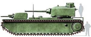 सुपर हैवी टैंक F1, फ्रांस, 1940 मॉडल ऑफ द ईयर
