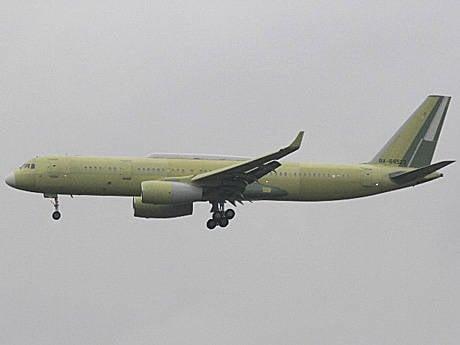 FSB için Tu-214VPU