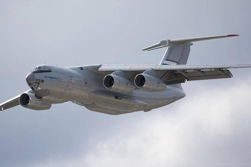 Во сколько России обойдется Ил-76МД-90А