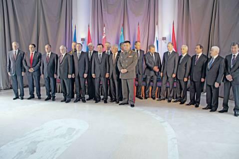 Die Division der Strategic Missile Forces, die auf die Raketensysteme Yars und Topol-M umgerüstet wurde, hat den Abschlusstest erfolgreich bestanden