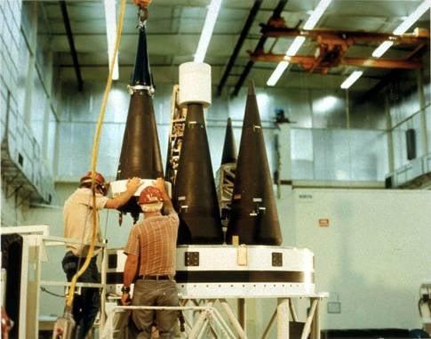 Конгресс одобрил стратегию применения ядерного оружия