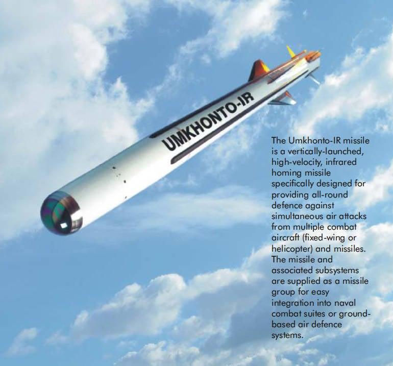 صواريخ جنوب إفريقية للبحرية الجزائرية 1381547757_ord_sam_umkhonto-ir_missile_blurb_denel_lg