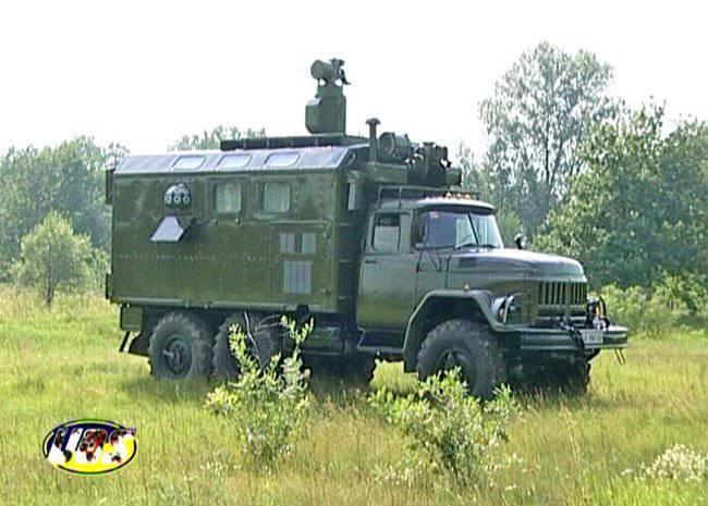 Ucrania ha desarrollado un conjunto único de armas antichoque.