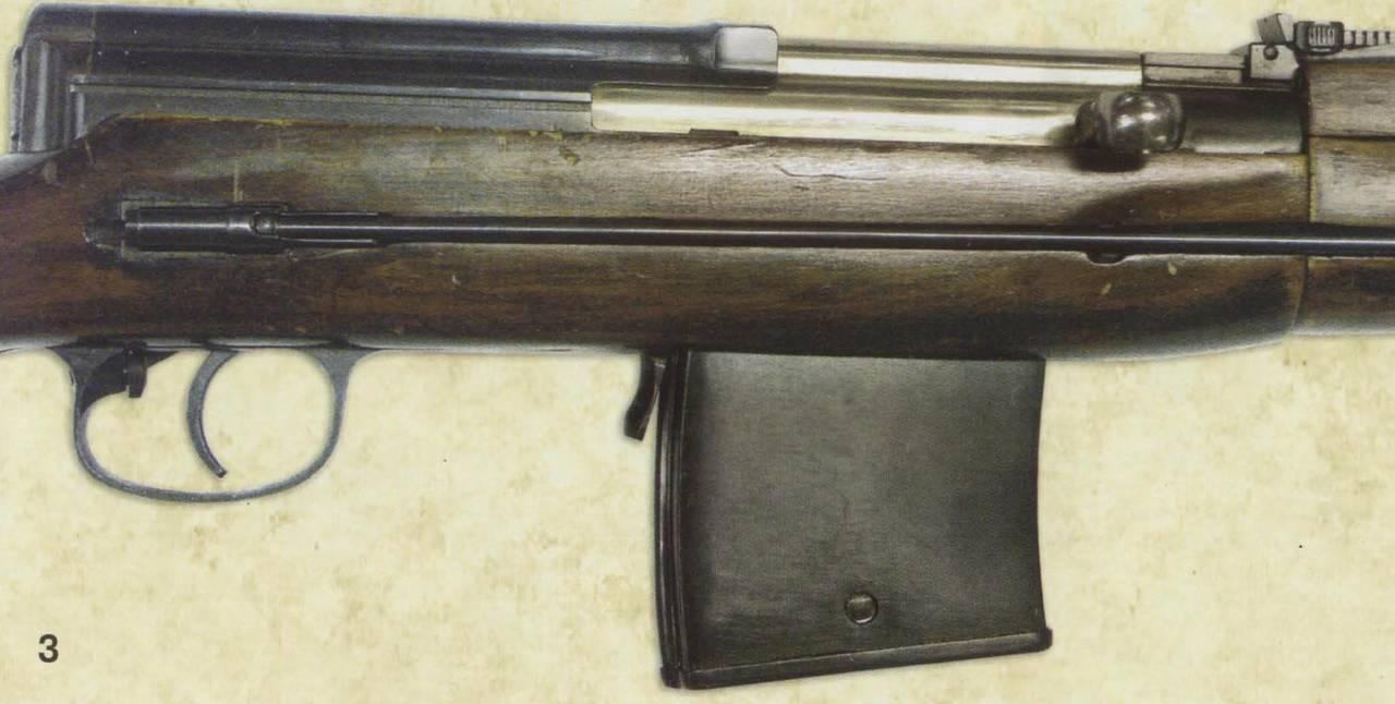 винтовка для выживания схема чертеж