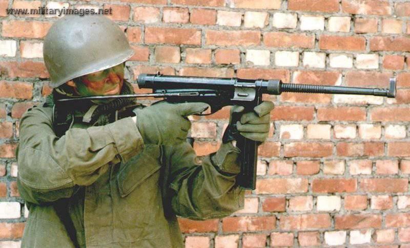 Fucile mitragliatore Vigneron M2