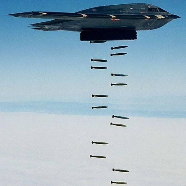 Les bombardiers lourds se fanent