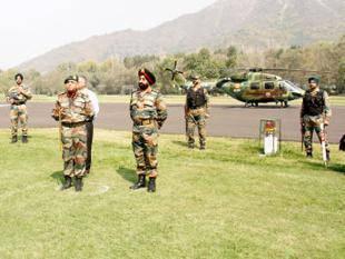 Le truppe russe condurranno esercitazioni nei deserti del Rajasthan