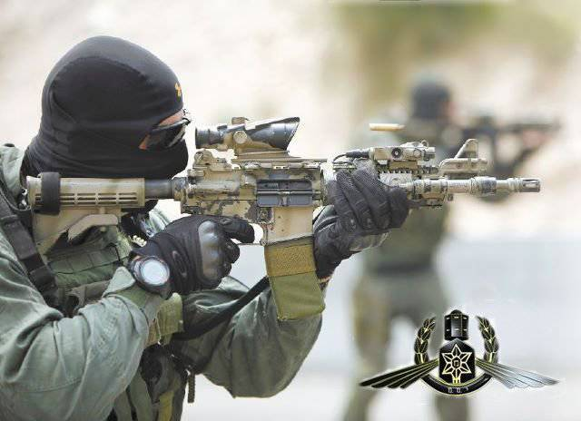 The history of the Israeli special forces. Part Five - YAMAM