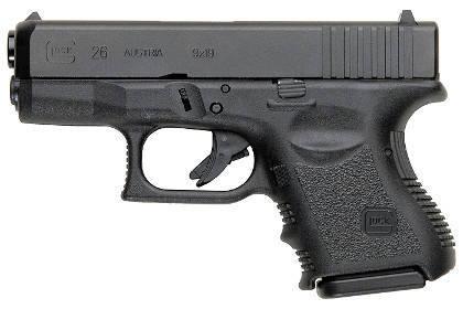 Минобороны вооружит спецназ пистолетами Glock