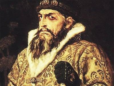 König und Verschwörungen. Das Ziel - Iwan den Schrecklichen zu diffamieren