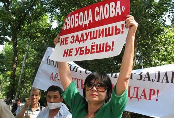 Fausse couche de la liberté d'expression: «Je ne vois pas de problème particulier et si la Russie est divisée le long de la chaîne de l'Oural»