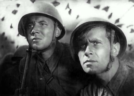 Alte Kriegsfilme und Kritik