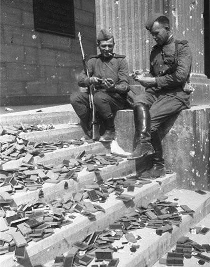 Premi per tutti coloro che hanno combattuto per i tedeschi