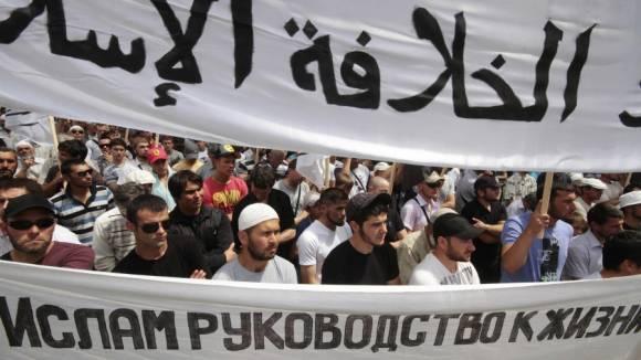 クリミア半島のイスラム過激主義