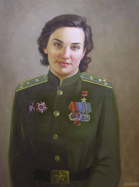 Любимая лётчица товарища Сталина