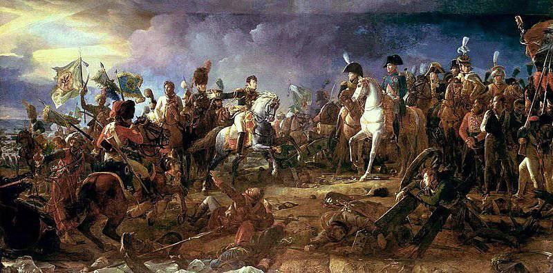 프랑스와의 대결에서 러시아가 영국의 인물이 된 방법. 2의 일부