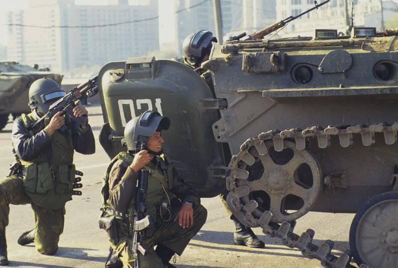 День Спецназа ГРУ — 24 октября 2017 года