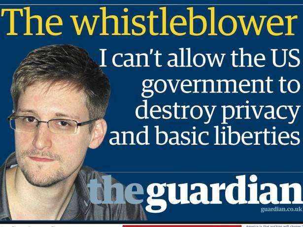 """The Guardian"" sob o capô"