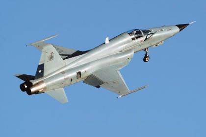 ВВС Южной Кореи отчитались о потерях истребителей