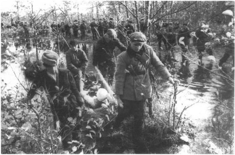 """Tugay """"Kolya Amca"""". Belarus ormanlarında partizanlar Stalingrad için savaştılar"""