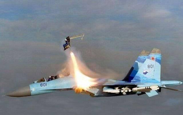 Последствия катапультирования с боевого самолета