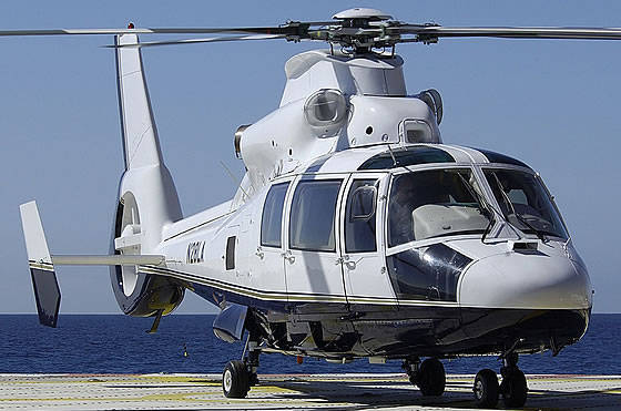 "Lithuanian Defense Ministry to buy AS-365 ""Dauphine"" helicopters"