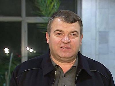 Serdyukov pagó por el hotel medio millón