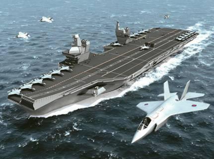 Braço longo no mar. As frotas russas precisam de porta-aviões?