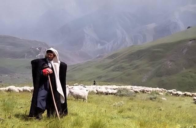Bandit Osmanov y su lucha por el Islam y Circassia