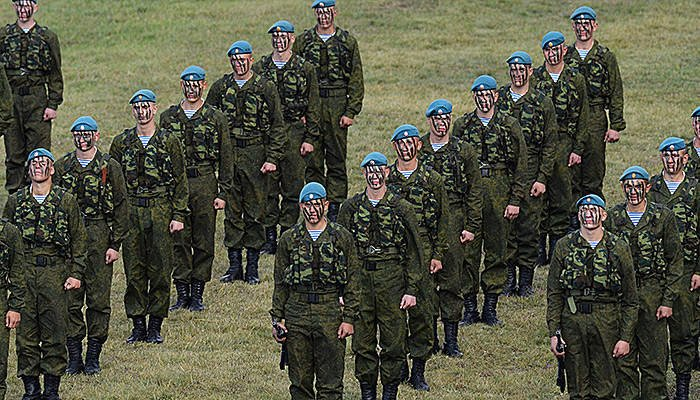 Updated Airborne Forces will be able to become rapid reaction forces.