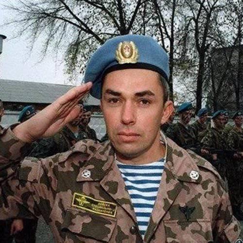 """谁是俄罗斯英雄阿列克谢·艾芬特耶夫(""""古尔兹"""")的明星?"""