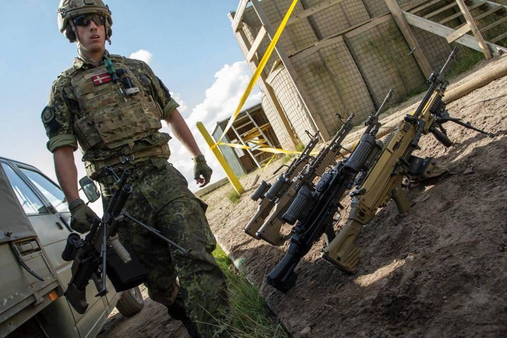 Армия дании фото