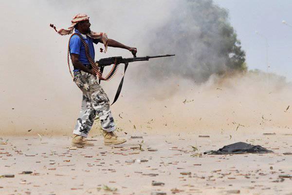 Ливия как зона победившего инферно
