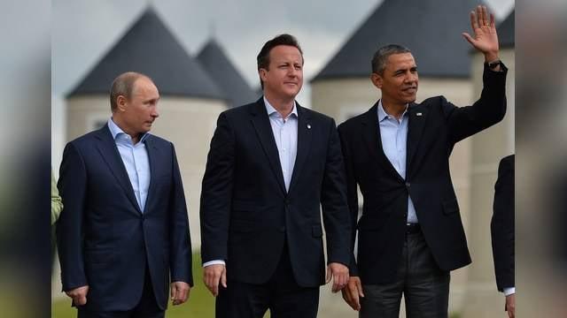 アメリカの思想家:野蛮なロシアは文明化されたG8で何を忘れていましたか?