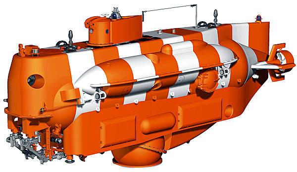 Le véhicule sous-marin de sauvetage Bester-1 est prêt pour les tests d'état