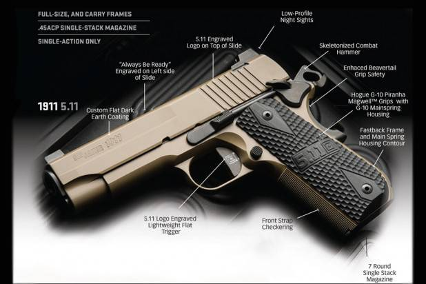 Pistola Sig Sauer Limited Edition
