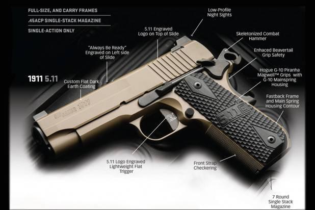 Gun Sig Sauer Limited Edition