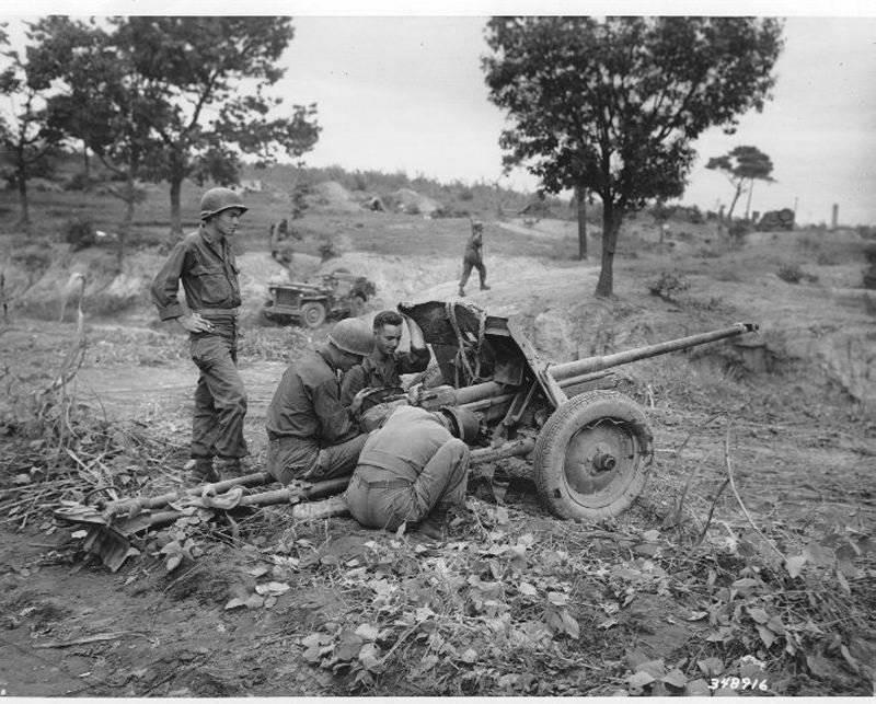 苏联战后反坦克炮