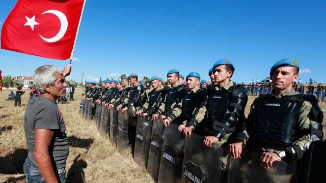Турция и Америка: нашла коса на камень