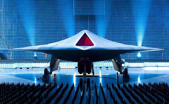 """La société """"BAe Systems"""" a commencé les tests en vol d'un prototype du drone """"Taranis"""""""