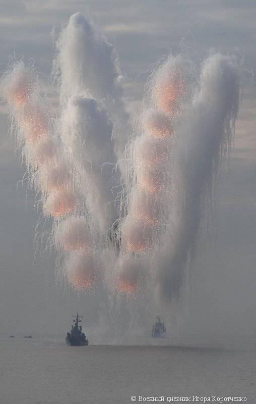 Landung Luftangriff auf die Küste, vom Feind besetzt