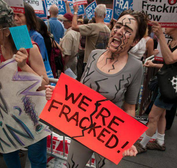 The poisonous results of the shale revolution