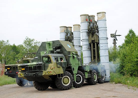 Shoigu: Russia will give four C-300 air defense systems to Belarus